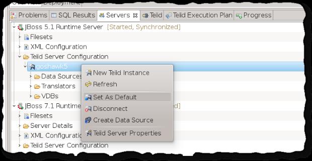 teiid-8.2-default-server-action.png
