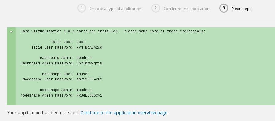 OpenShift-DVInstallSuccessPage.png